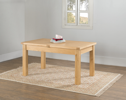 Edale 150 x 90 Butterfly Extension Table