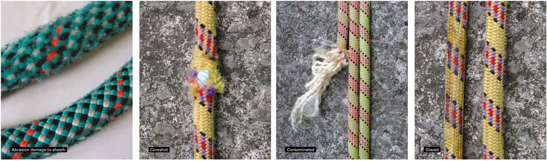Are you replacing your ropes, webbing and climbing harness often enough?