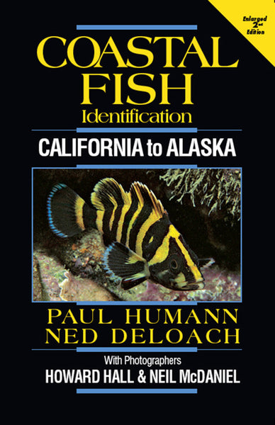 Coastal Fish Identification California to Alaska