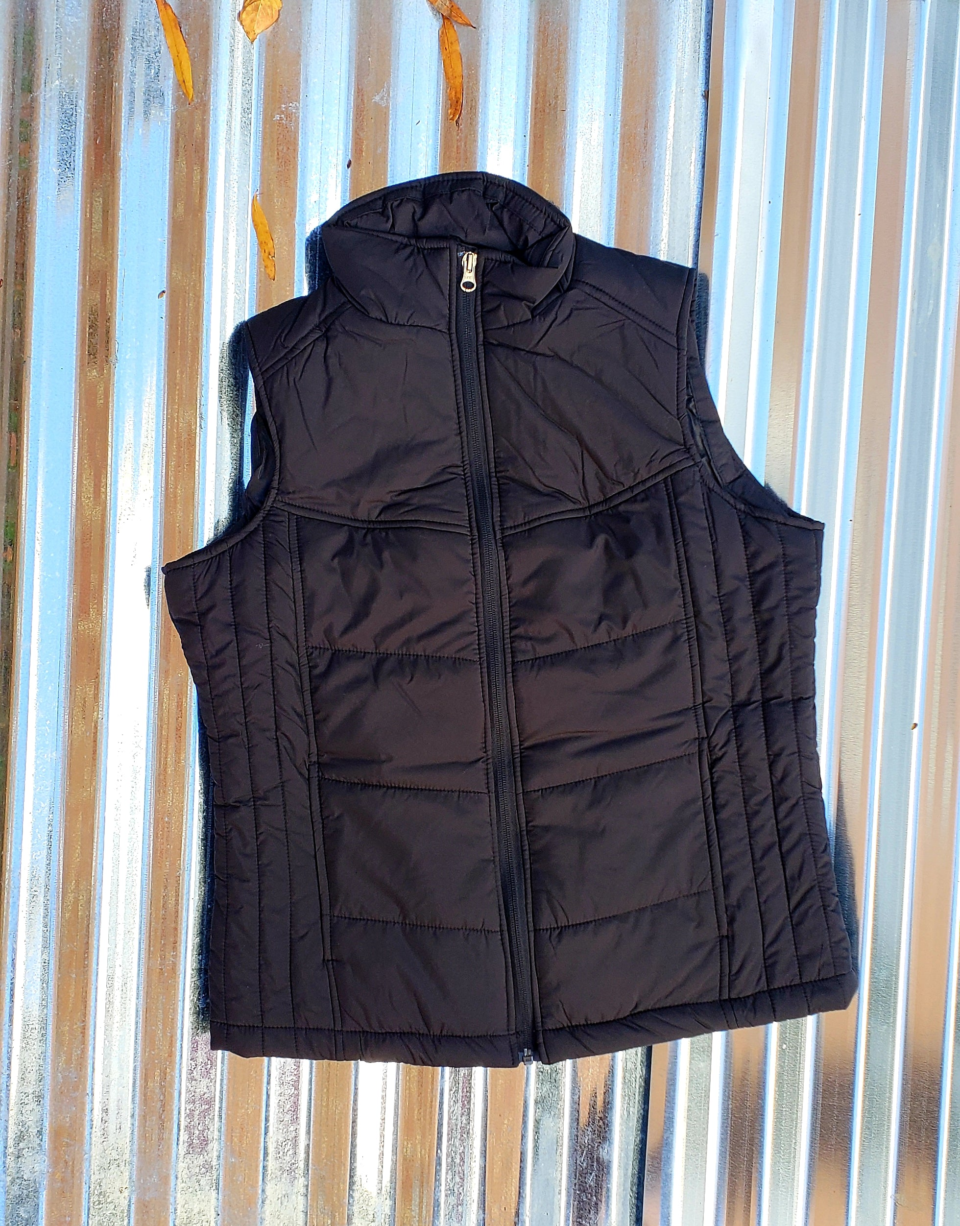 Woman's Puffy Vest