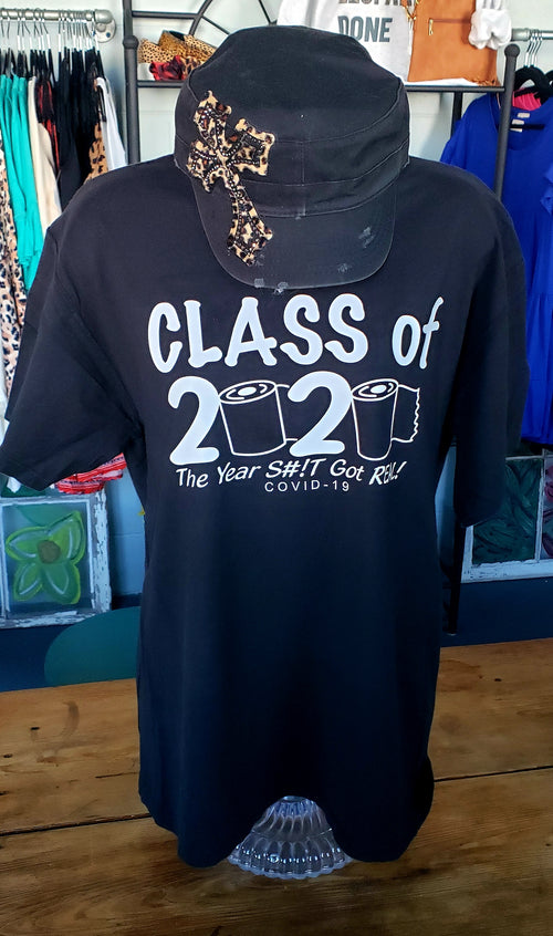 Class of 2020 Short Sleeve T-shirt