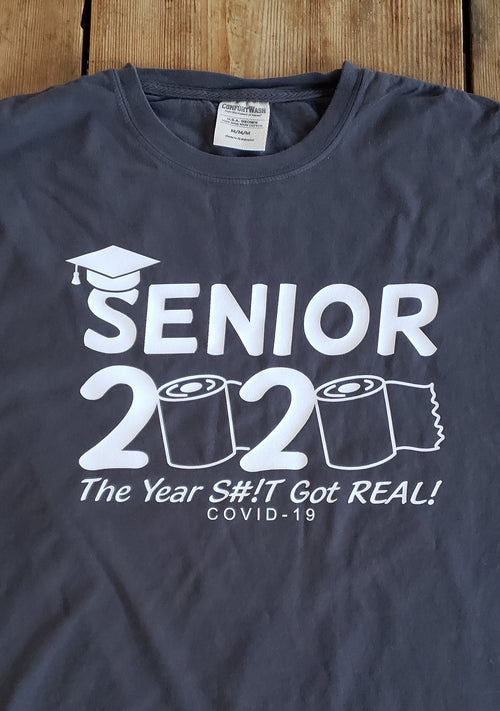 Senior 2020 Short Sleeve T-shirt