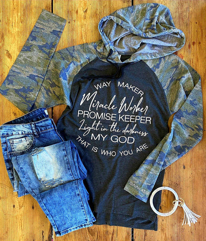 Camo Faith TShirt