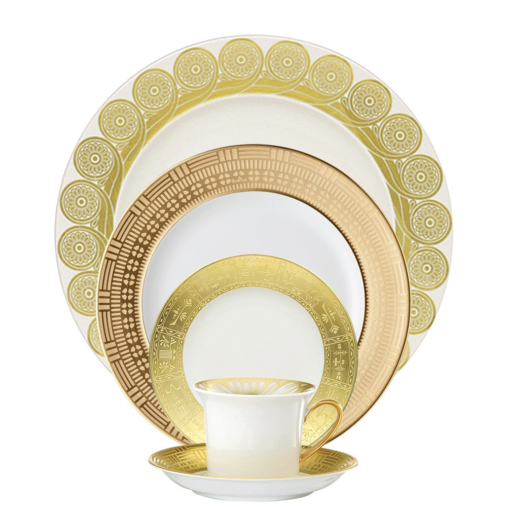 Rosenthal Classic Peris Gold - GDH | The decorators department Store - 1