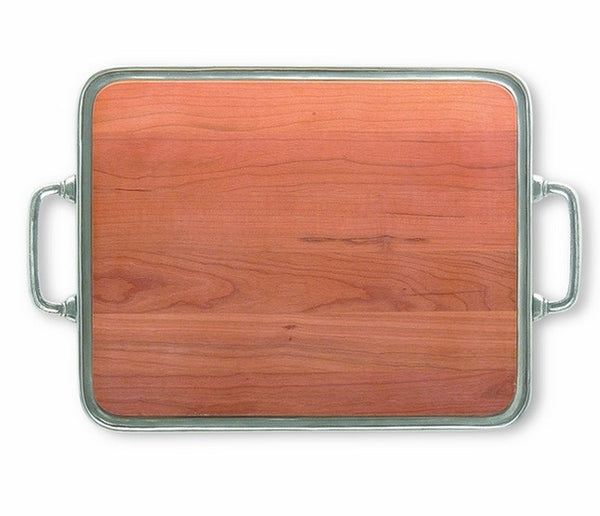 Match Pewter Cheese Tray- xtra large - 17.7 ""