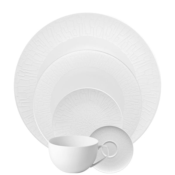 TAC 02 Skin Silhouette 5 Piece Placesetting