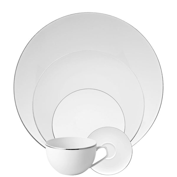 TAC 02 Platinum 5 Piece Placesetting