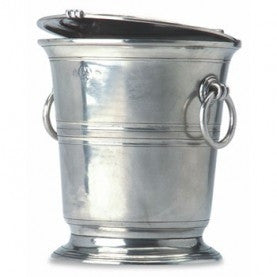 Match Pewter Ice Bucket with Lid - GDH | The decorators department Store