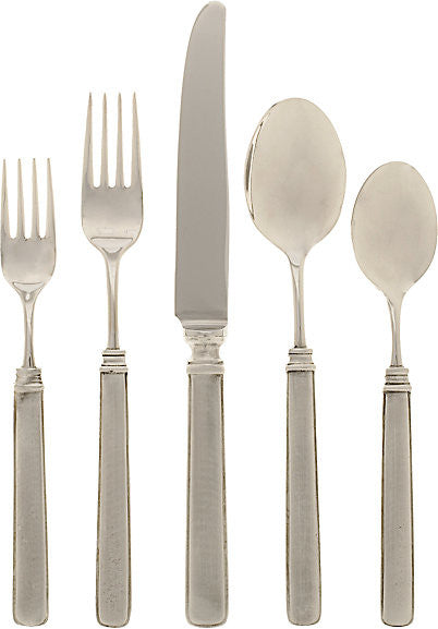 Match Pewter Gabriella Flatware - GDH | The decorators department Store - 1