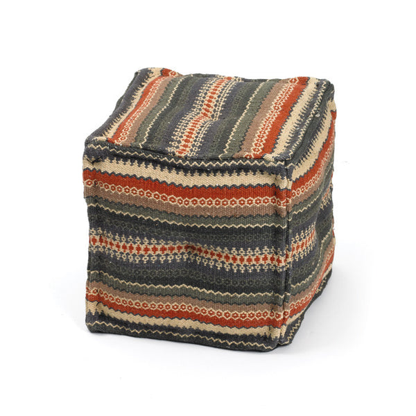 Square Chauncey Ottoman S/2 - GDH | The decorators department Store