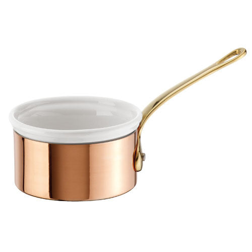 Copper Butter Warmer w/Porcelain Insert - GDH | The decorators department Store