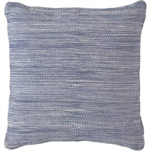 Denim Mingled Indoor Outdoor Pillow - GDH | The decorators department Store