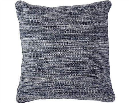 Navy Mingled Indoor Outdoor Pillow - GDH | The decorators department Store
