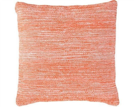 Mingled Indoor Outdoor Pillow | Orange - GDH | The decorators department Store