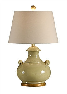 Niccolo Lamp | Sage - GDH | The decorators department Store