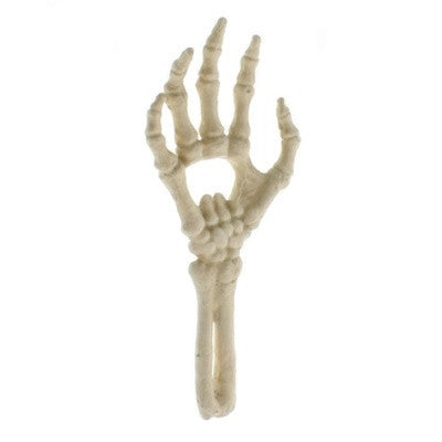 Skeleton Hand Bottle Opener - Cast Iron - GDH | The decorators department Store