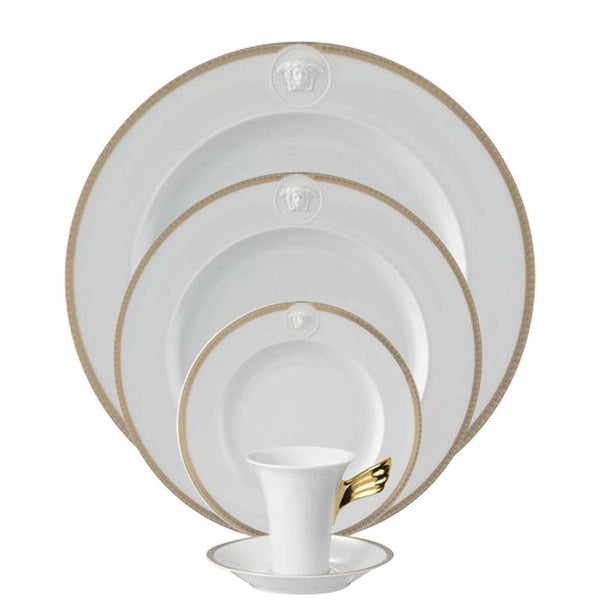 Medusa D-Or 5 Piece Placesetting