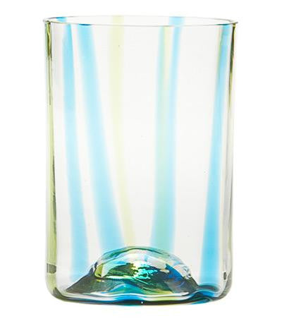 Tirache Tumbler Set of 6 | aquamarine-green