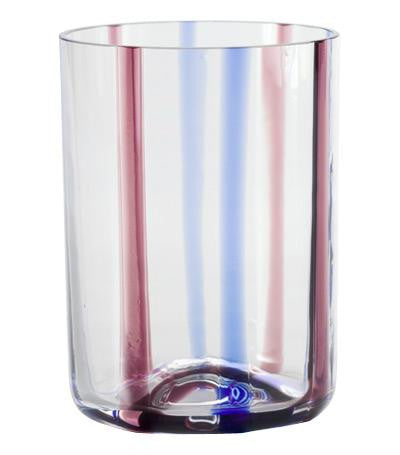 Tirache Tumbler Set of 6 | Amethyst Blue