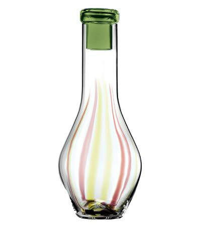 Tirache Decanter | aquamarine-green