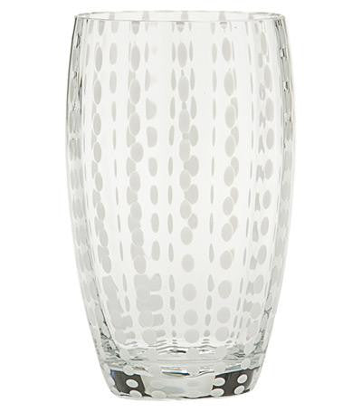 Perle Glassware | Clear - GDH | The decorators department Store - 1
