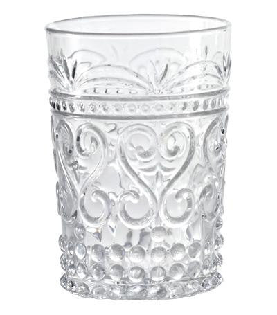 Provenzale Glass Collection | Clear - GDH | The decorators department Store - 1