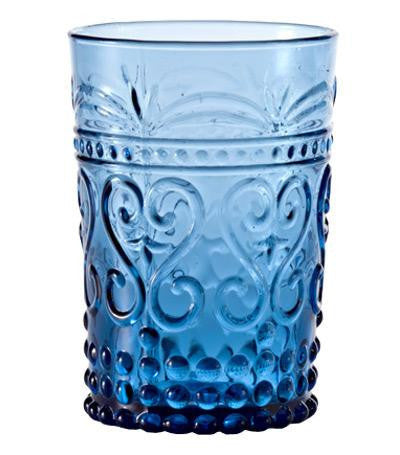 Provenzale Glass Collection | Aquamarine - GDH | The decorators department Store - 1