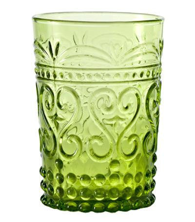 Provenzale Glass Collection | Apple Green - GDH | The decorators department Store - 1