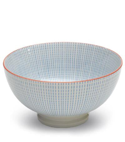 Tue bowl  S/6 | aquamarine