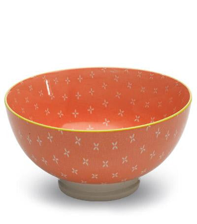 Tue bowl  S/6 | orange
