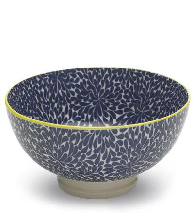 Tue bowl  S/6 | blue