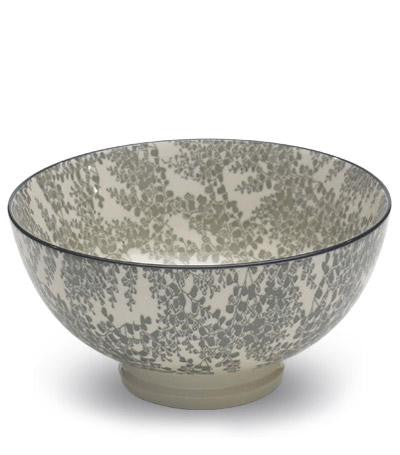 Tue bowl  S/6 | grey