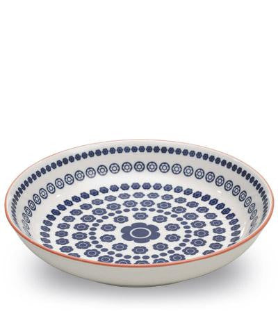 Tue Deep plate S/6 | Blue - GDH | The decorators department Store - 1