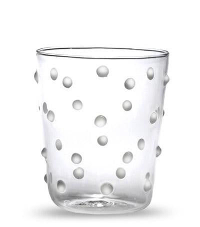 Party White Water tumbler - GDH | The decorators department Store