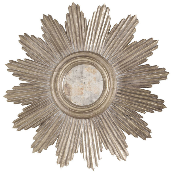 Ludwig Mirror - Silver - GDH | The decorators department Store