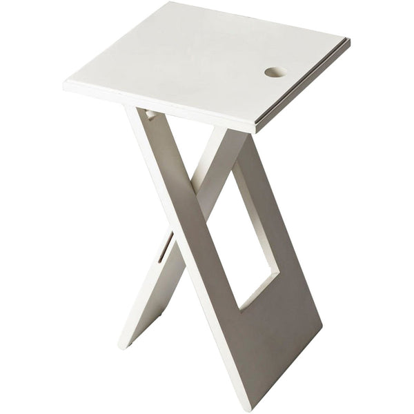 Hammond Folding Table | White