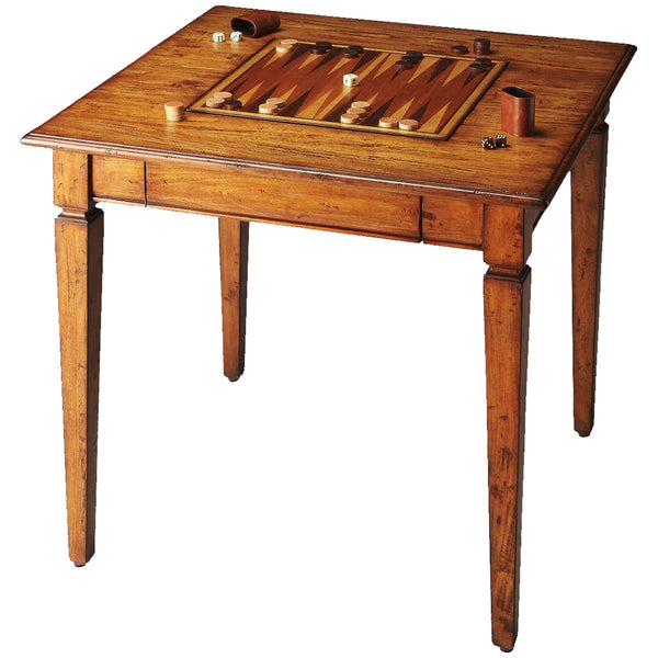 Mountain Lodge Game Table