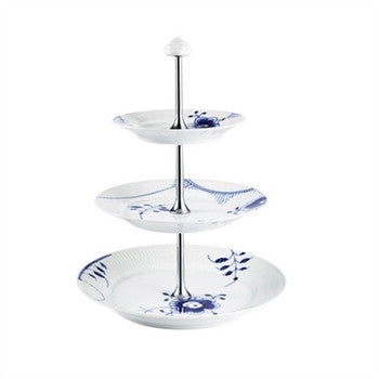 Royal Copenhagen | Blue Fluted Mega |  Etagere - GDH | The decorators department Store
