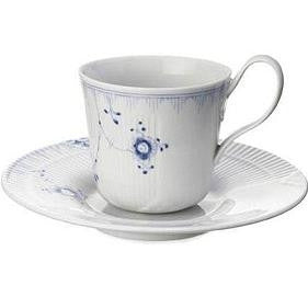 Elements Hand Painted-Cup and Saucer(River) - GDH | The decorators department Store