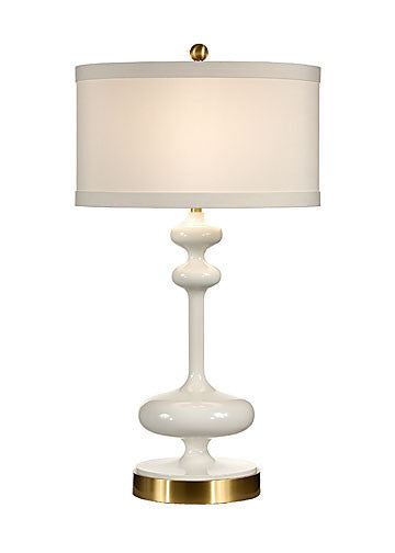 Mirabella Lamp | White