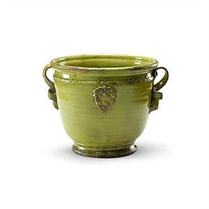 Rustica Planter | Antique green - GDH | The decorators department Store