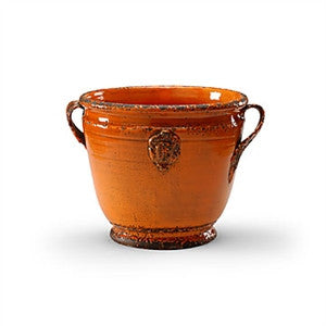 Rustica Planter | Persimmon - GDH | The decorators department Store