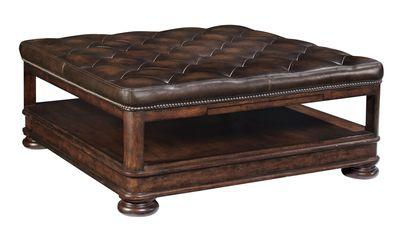 Normandie Manor Cocktail Ottoman