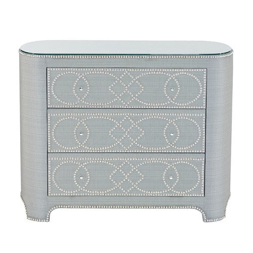 Villette Hall Chest - GDH | The decorators department Store