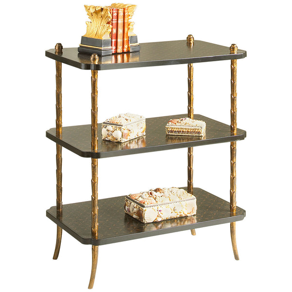 Chelsea House Virginia Tiered Table - GDH | The decorators department Store