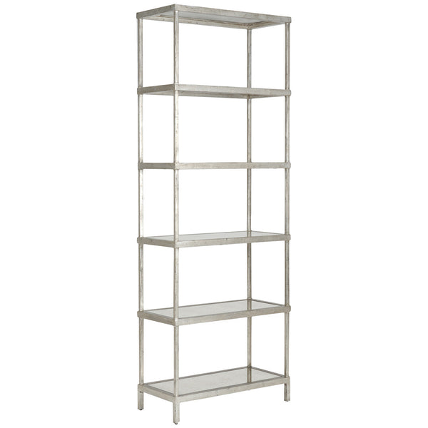 Chelsea House Etagere | Silver - GDH | The decorators department Store