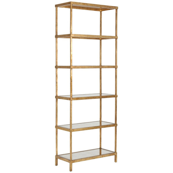 Chelsea House Etagere | Gold - GDH | The decorators department Store