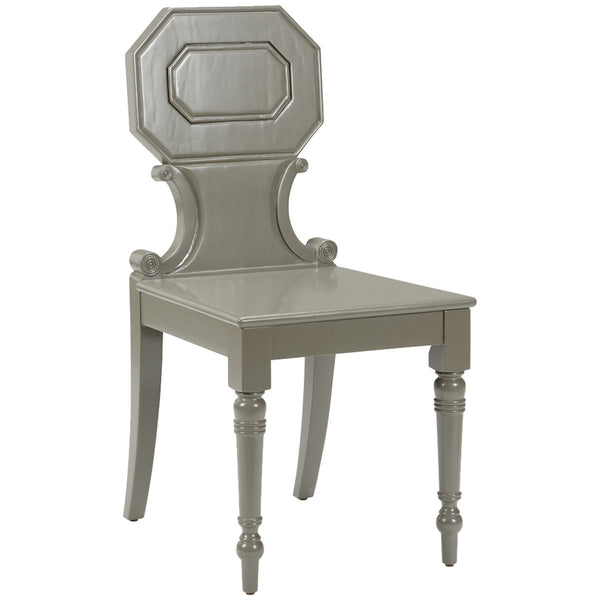 Chelsea House Hall Chair | Grey