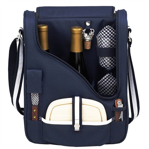 Wine and  Cheese Cooler | Blue - GDH | The decorators department Store