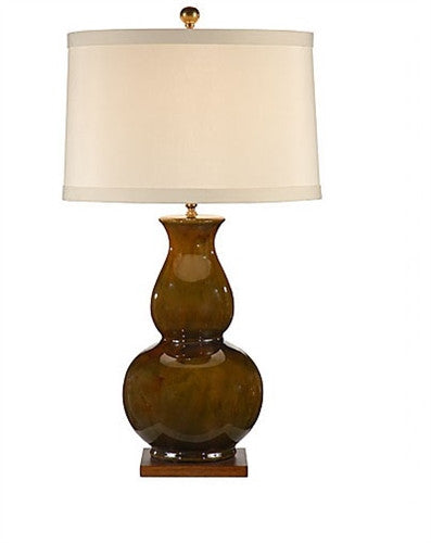 Gourd on Gourd Table Lamp - GDH | The decorators department Store